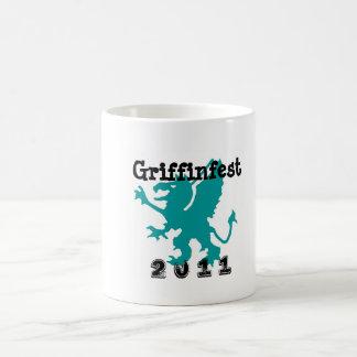 Griffinfest 2011 Mug