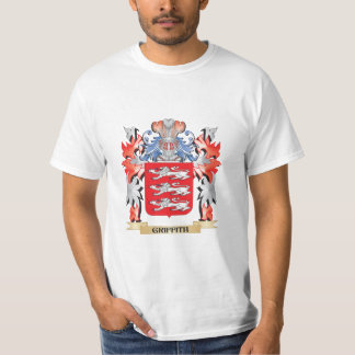 Griffith Coat of Arms - Family Crest T-Shirt