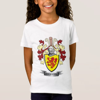 Griffith Family Crest Coat of Arms T-Shirt