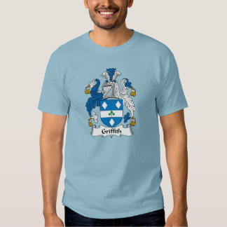 Griffith Family Crest Shirt