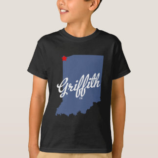 Griffith Indiana IN Shirt