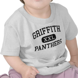 Griffith - Panthers - Senior - Griffith Indiana T-shirts