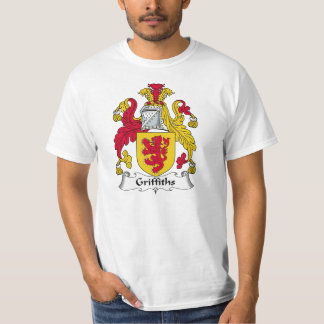 Griffiths Family Crest Shirts