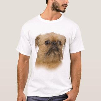 Griffon brux portrait T-Shirt