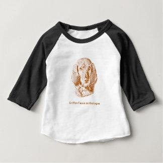 Griffon Fauve de Bretagne Baby T-Shirt
