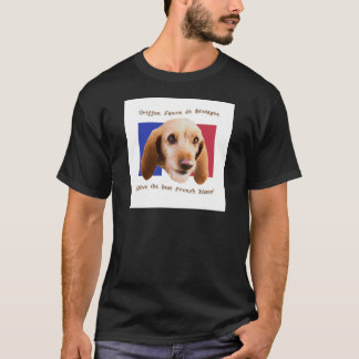 Griffon Fauve de Bretagne Give Best French Kisses T-Shirt