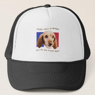 Griffon Fauve de Bretagne Give Best French Kisses Trucker Hat