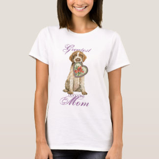 Griffon Heart Mom T-Shirt