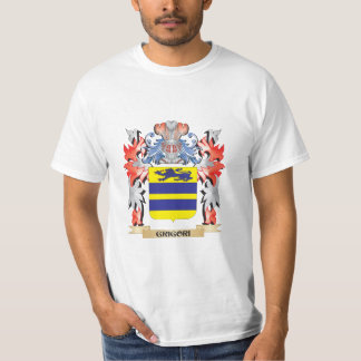 Grigori Coat of Arms - Family Crest T-Shirt