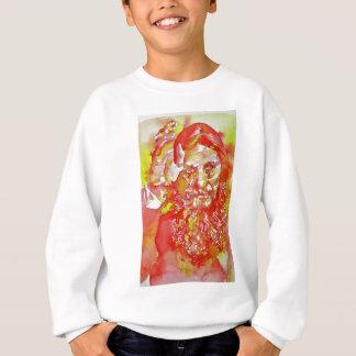 grigori rasputin - watercolor portrait.4 sweatshirt