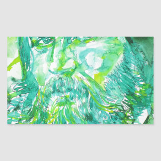 grigori rasputin - watercolor portrait.5 sticker