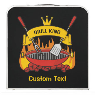 Grill King Beer Pong Table