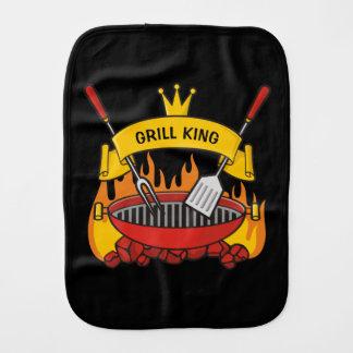 Grill King Burp Cloth
