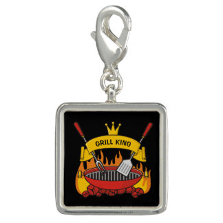 Grill King Charms