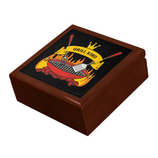 Grill King Gift Box