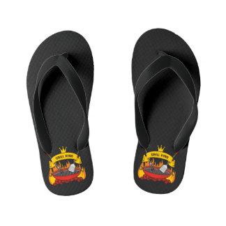 Grill King Kid's Flip Flops