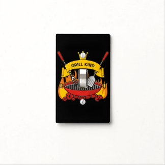 Grill King Light Switch Cover