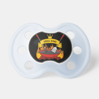 Grill King Pacifier