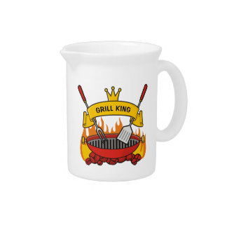 Grill King Pitcher