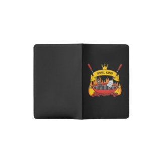 Grill King Pocket Moleskine Notebook