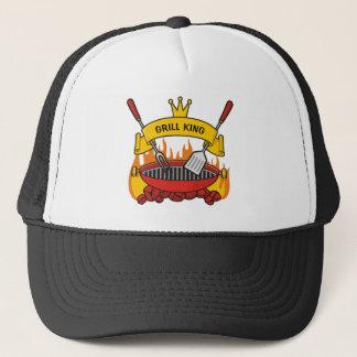 Grill King Trucker Hat