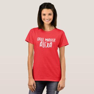 Grill Master Alexa T-Shirt