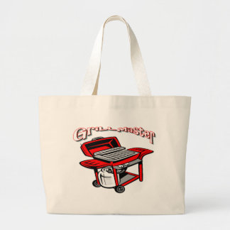 Grill Master Tote Bags