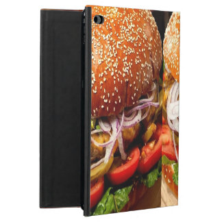 grill master father's day hamburger cheeseburger powis iPad air 2 case
