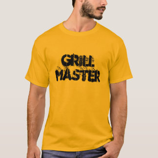 Grill Master T-Shirt