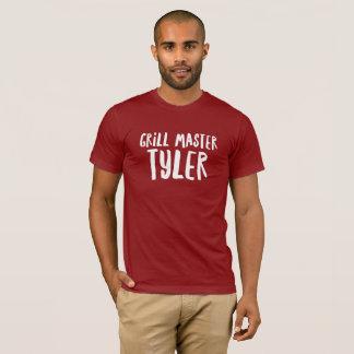 Grill Master Tyler T-Shirt