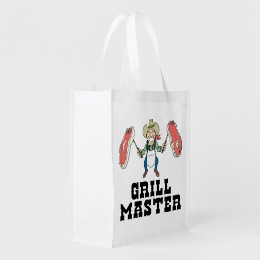 Grill Master Market Tote