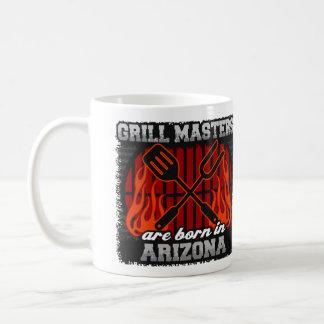 Grill Masters are Born in Arizona Coffee Mug