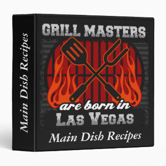 Grill Masters Are Born In Las Vegas Nevada Binders