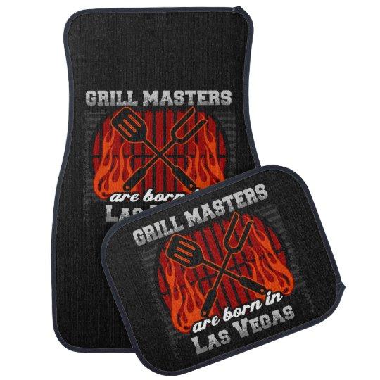 Grill Masters Are Born In Las Vegas Nevada Car Carpet
