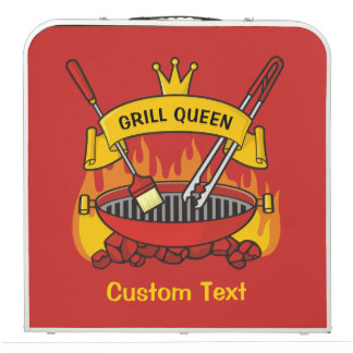 Grill Queen Beer Pong Table