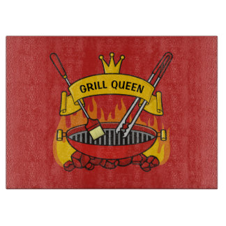 Grill Queen Boards