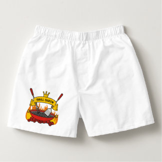 Grill Queen Boxers