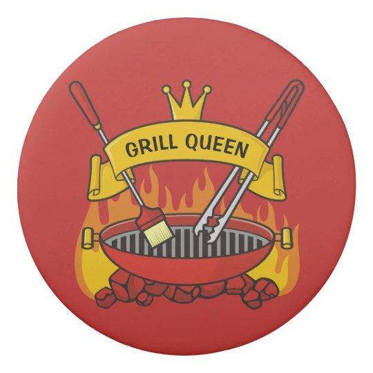Grill Queen Eraser