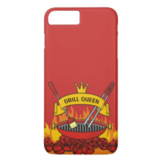 Grill Queen iPhone 8 Plus/7 Plus Case