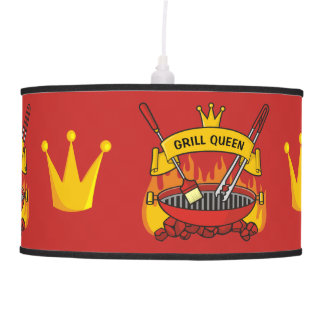 Grill Queen Pendant Lamp