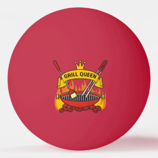 Grill Queen Ping Pong Ball