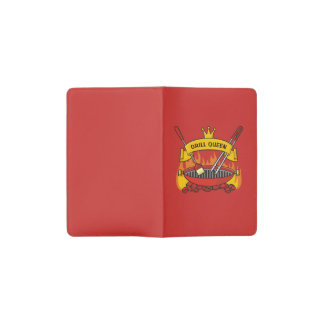 Grill Queen Pocket Moleskine Notebook