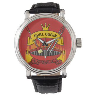 Grill Queen Watch