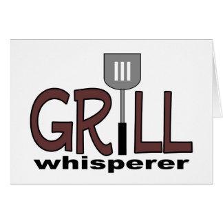 Grill Whisperer Card
