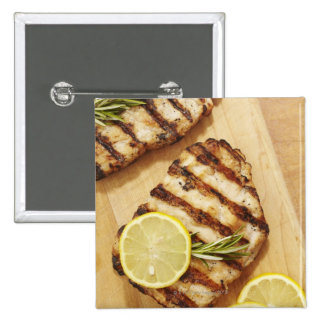 Grilled Chicken Breasts Buttons