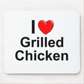 Grilled Chicken Mouse Pad