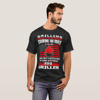 Grilling Finesse Stacking Coals Griller Bbq Tees