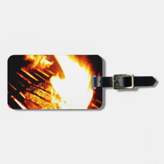 Grilling Steak Luggage Tag