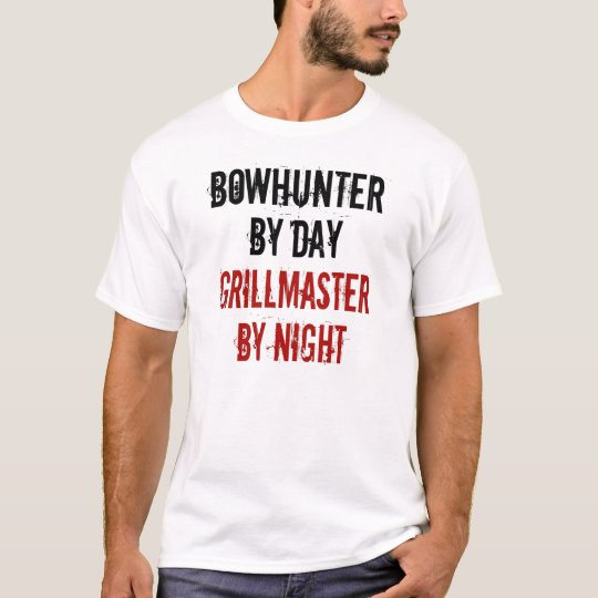 Grillmaster Bowhunter T-Shirt