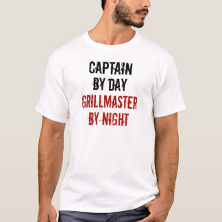 Grillmaster Captain T-Shirt
